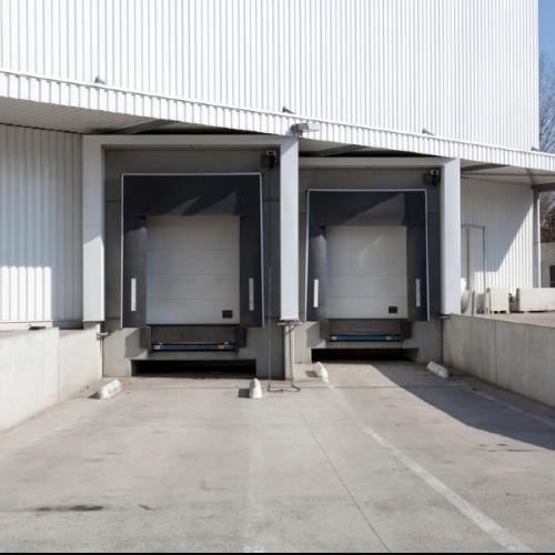concrete loading dock design